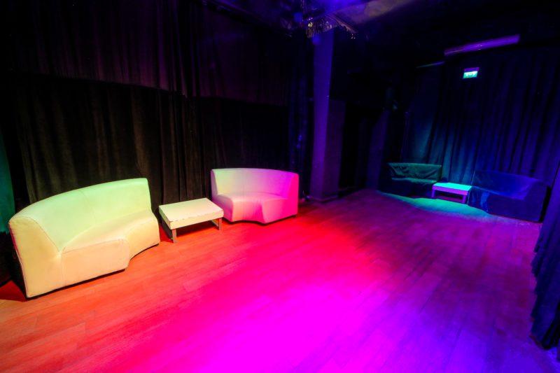 Sala Backstage Milano